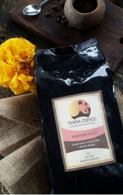 Medium Roast Coffee (1kg) Beans